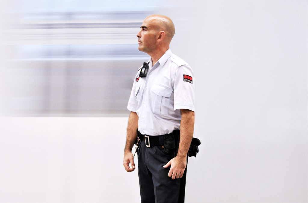 The Security Officer of Tomorrow – Securitas Future Lab